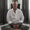 Jeff Cannon seated meditation