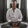 Jeff Cannon seated meditation